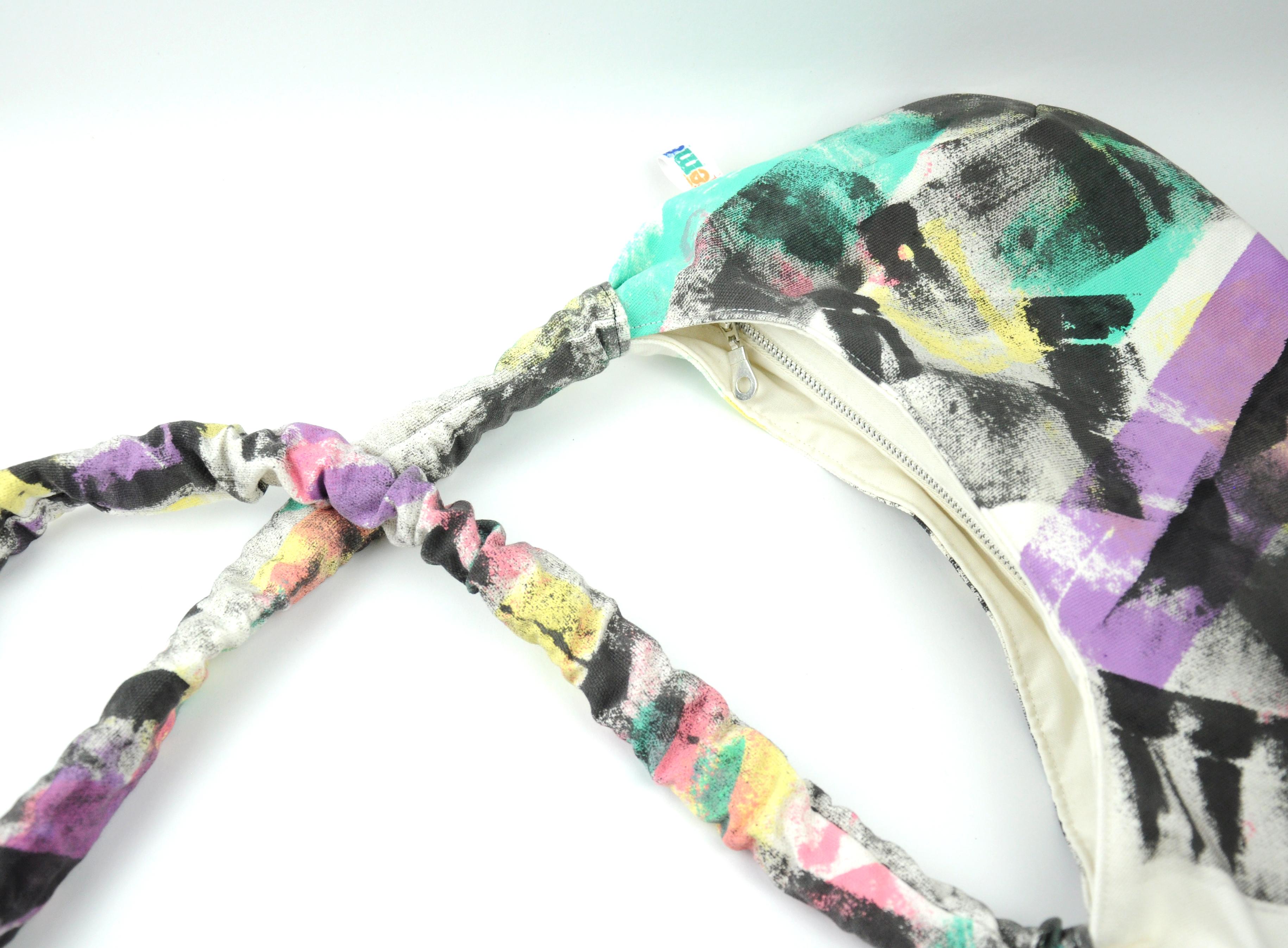 Kleine Hobobag - Handtasche - Schultertasche
